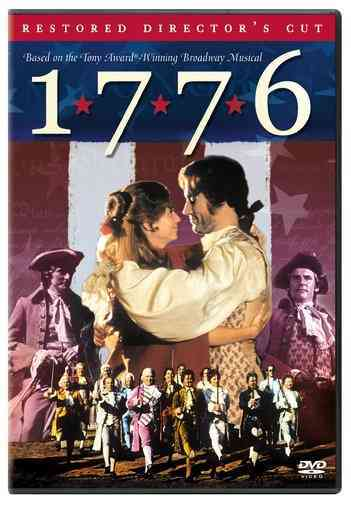 1776 BY HOWARD,KEN (DVD)