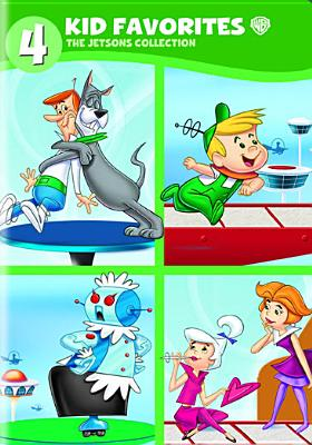 4 KID FAVORITES:JETSONS BY JETSONS (DVD)